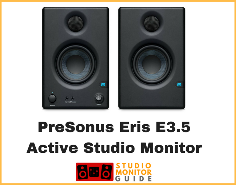 Studio monitor in budget