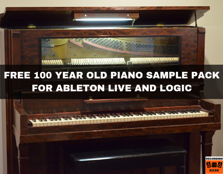 Free 100 Year Old Piano Sample Pack