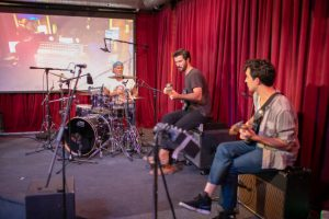 Recording Great Drum Sounds with Chad Smith and Bob Clearmountain