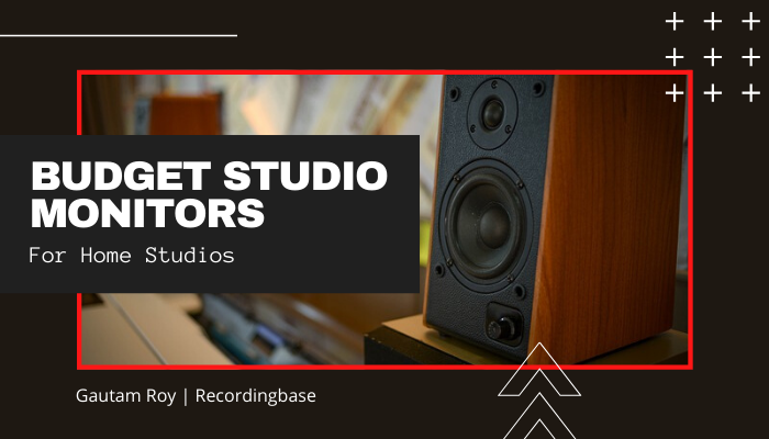 Budget Studio Monitors for home studio