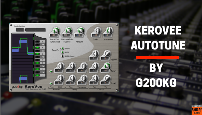 7 Best Free Autotune Software VST Plugins [No 6 Will Shock You]