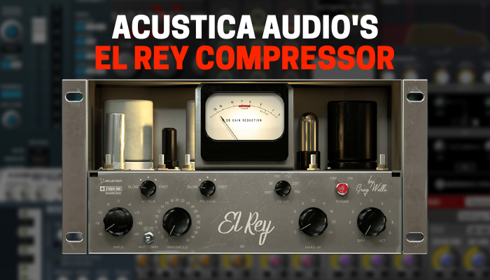 el rey compressor plugin