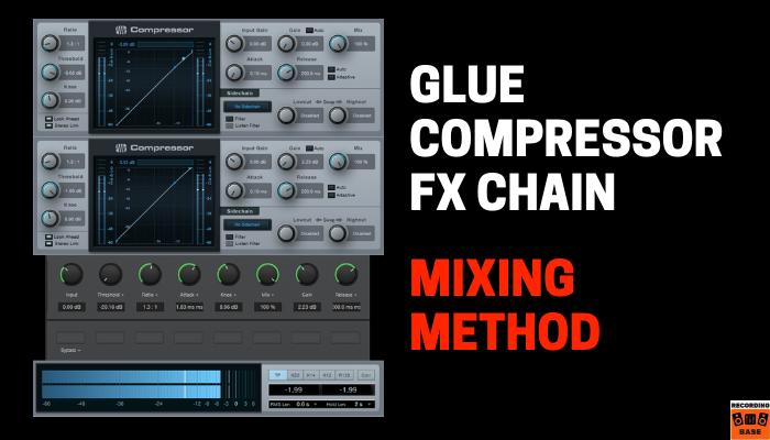 glue compressor fx chain