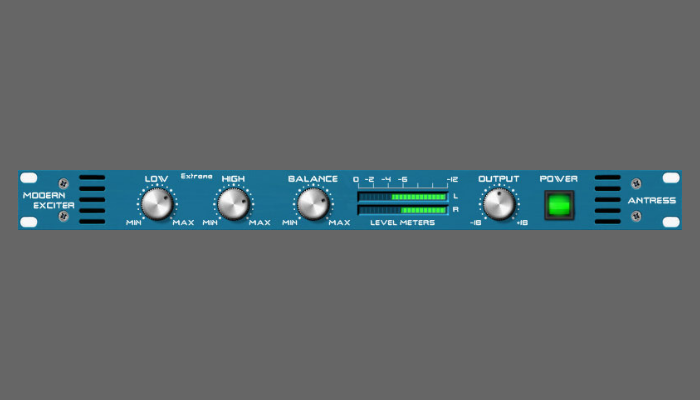 modern exciter plugin free