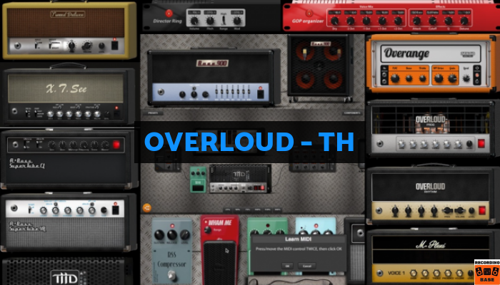 Top 17 Guitar VST Plugins You Must Checkout - Recording Base