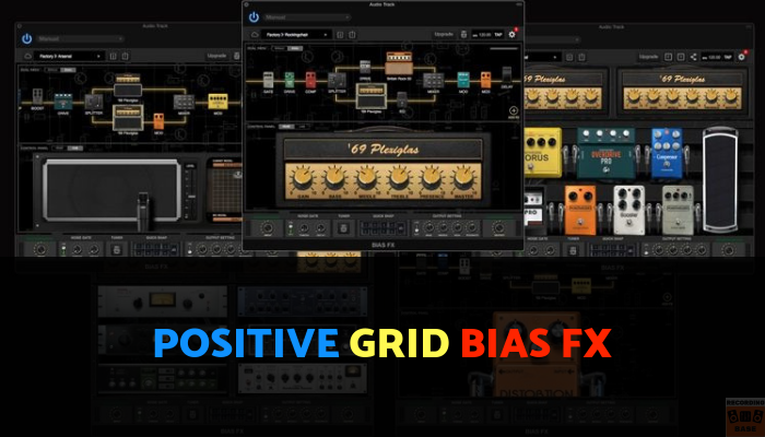 Positive Grid Bias FX