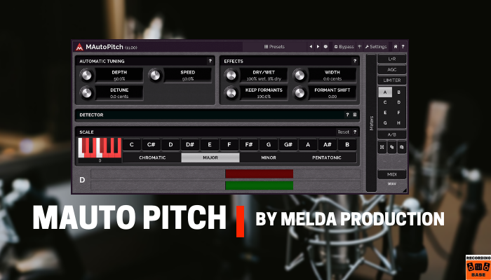 mauto pitch free autotune vst plugin