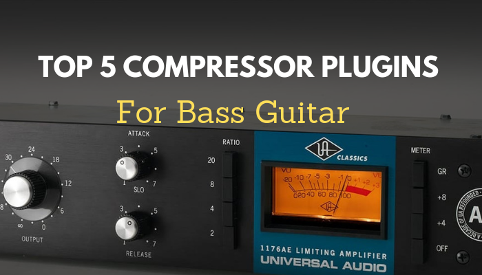 Top 5 Compressor Plugins For Bass Guitar: Pro Bass Lines