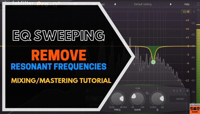Remove Resonant Frequencies