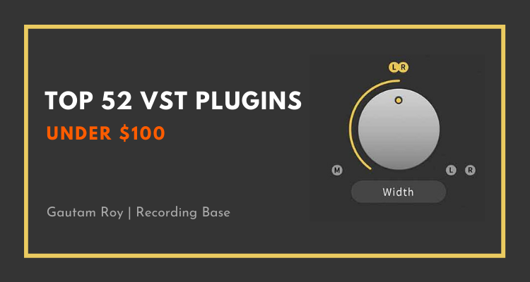 50 best vst plugins under 100