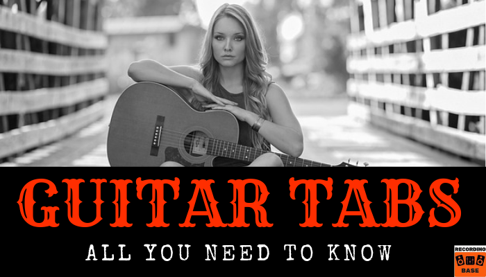 ALL ABOUT GUITAR TABS