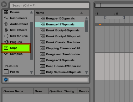 Working With Ableton Clips: Ableton Live Tutorial [Part 2
