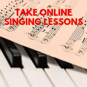 Take Online Singing Lessons