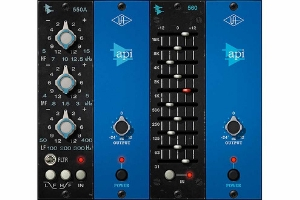 UAD eq plugins