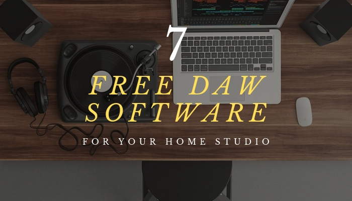 7 Best Free DAW Software For Home Studios - Recording Base