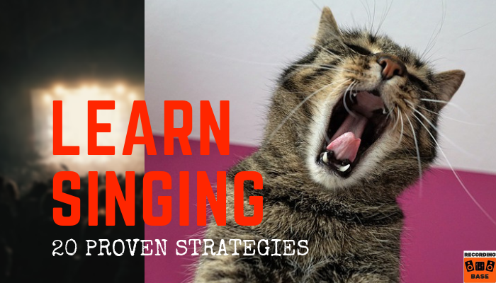 how to learn singing