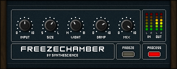 freeze chamber reverb plugin