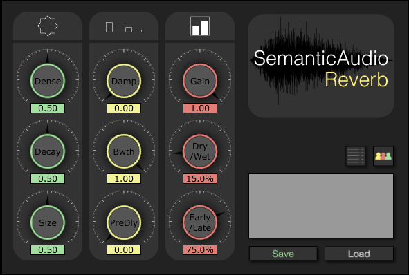 safeverb by semantic audio