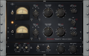 fairchild mix bus compressor