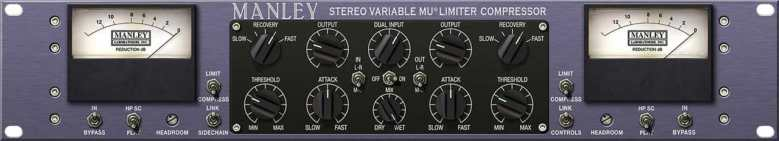 manely variable Mu mix compressor
