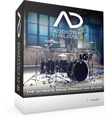 addictive drum drum vst instrument