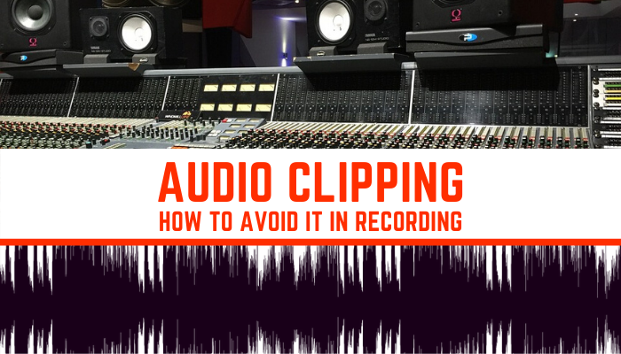 Audio Clipping in audio recording