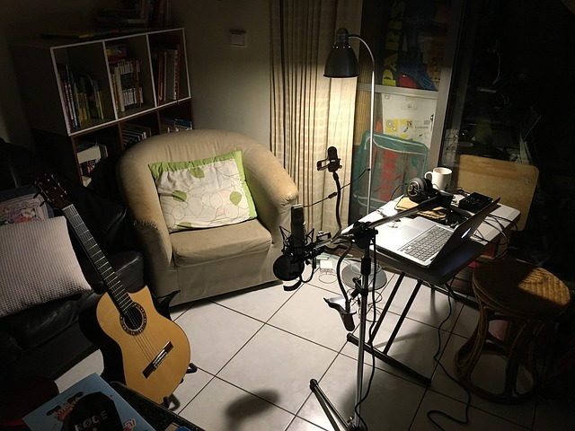 apartment music studio