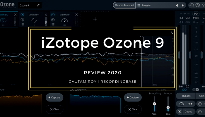 iZotope Ozone 9 review