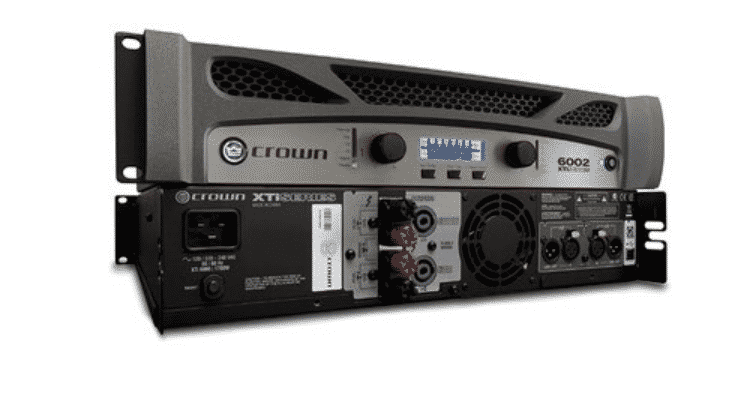 Crown XTi 6002 live power amp