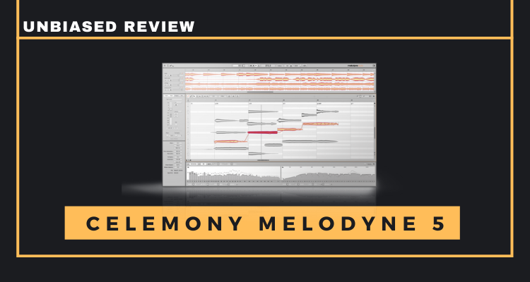 celemony melodyne unbiased review