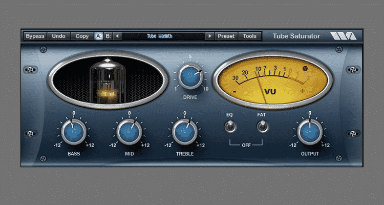 tube saturator free vocal vst plugins