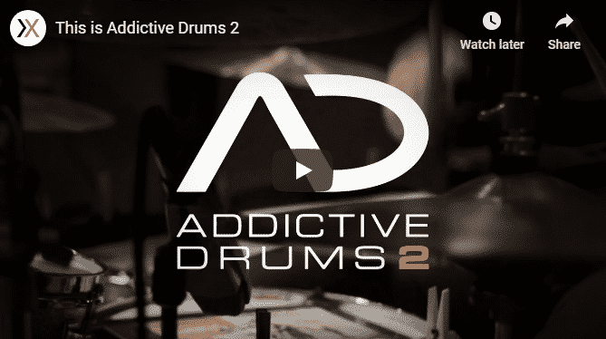 best drum plugin addictive drums