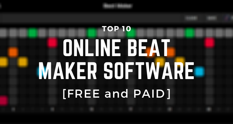 best Online Beat Maker Software