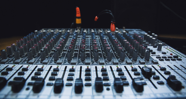 what is audio mixing