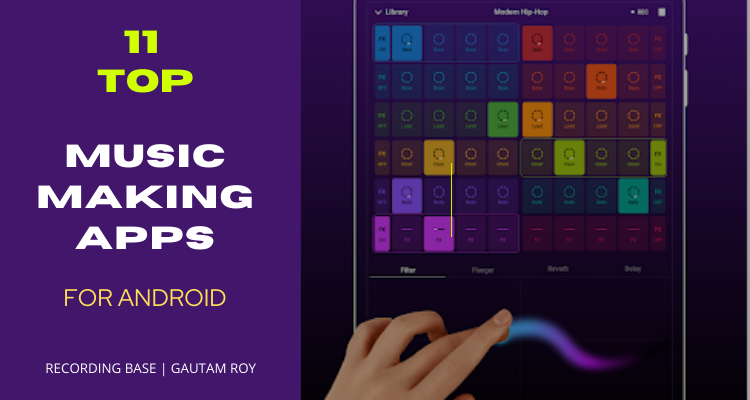 top music making apps for android