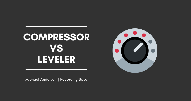 compressor vs leveler difference