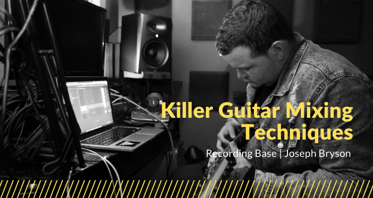 killer guitar mixing techniques
