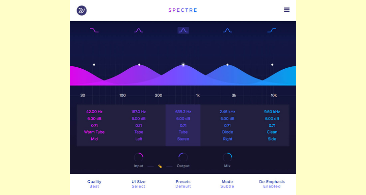 Waves Factory Spectre