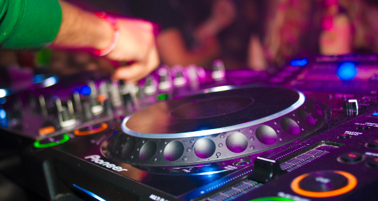 what does a dj controller do