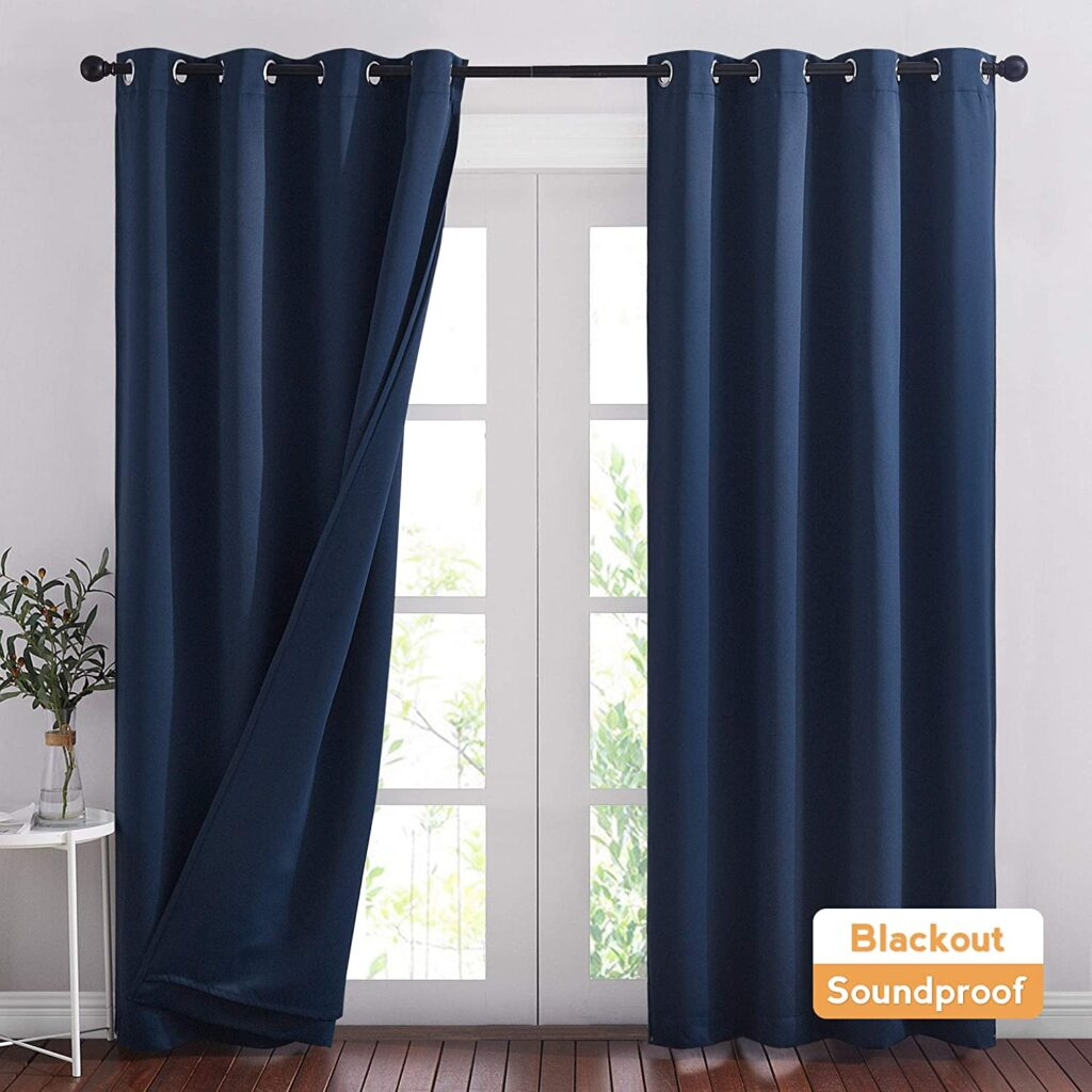 RYB HOME Acoustic Curtains