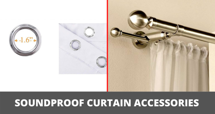 Soundproof Curtain accessories