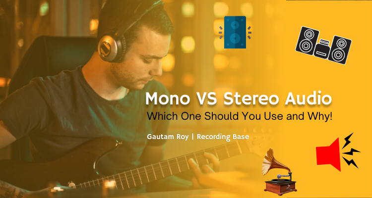 Mono VS Stereo Audio sound