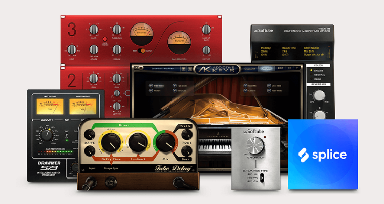 focusrite audio interface software package